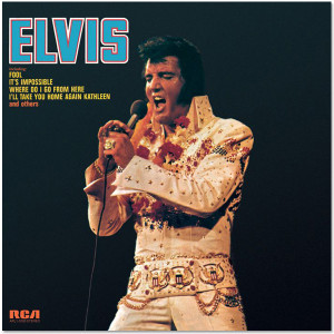 Elvis Fool FTD CD