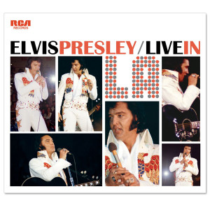 Elvis Live in L.A. FTD CD