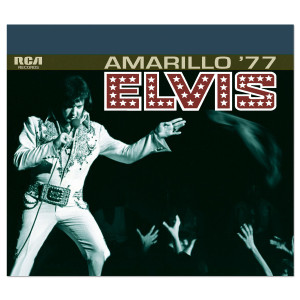 Elvis Amarillo '77 FTD CD