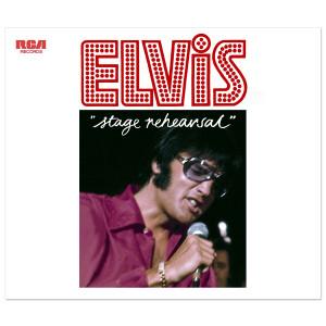 Elvis Stage Rehearsal FTD CD