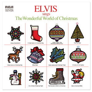 Elvis Sings the Wonderful World of Christmas FTD CD