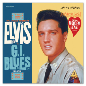 Elvis GI Blues FTD CD