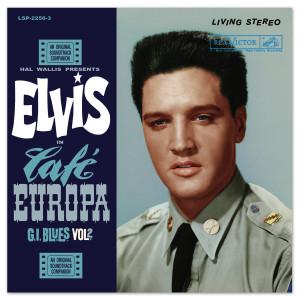 Elvis Café Europa GI Blues Vol 2 FTD CD