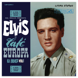 Elvis Café Europa GI Blues Vol 2 FTD CD