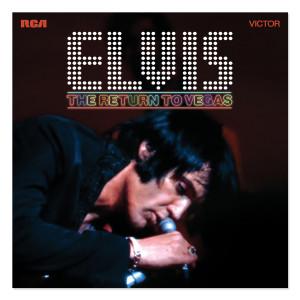 Elvis The Return to Vegas FTD CD