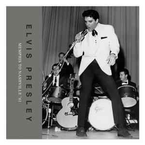 Elvis Memphis To Nashville '61  FTD Book/CD