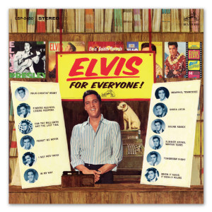 Elvis for Everyone FTD CD