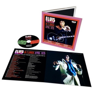 Elvis in Florida FTD CD