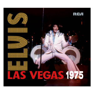 Elvis Las Vegas 1975 FTD CD