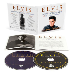The Wonder of You: Elvis With The Royal Philharmonic Orchestra 2-CD Set