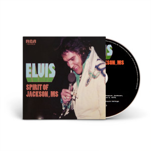 Elvis Spirit of Jackson, MS FTD (2-disc) CD