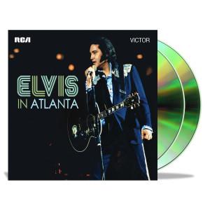Elvis in Atlanta FTD (2-Disc) CD