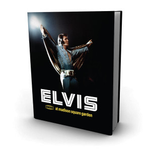 Start Spreading the News: Elvis at Madison Square Garden FTD Book & CD