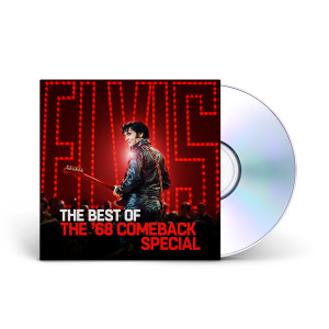 The Best Of The '68 Comeback Special CD