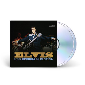 Elvis - FTD FROM GEORGIA TO FLORIDA (2-CD)