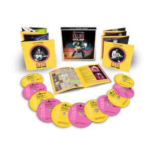Elvis - LIVE 1969 Deluxe CD Release