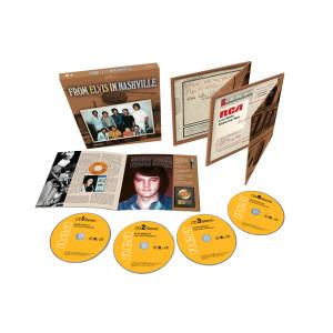 From Elvis in Nashville CD Box Set