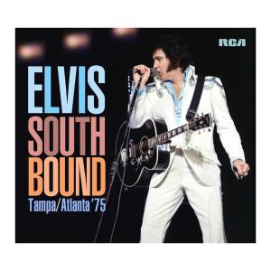 """ELVIS: SOUTH BOUND TAMPA/ATLANTA '75"" (2-CD) FTD"