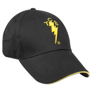 Elvis TCB Black Cap