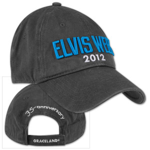 Elvis Week 2012 Cap