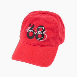 Elvis Presley '68 Comeback Special Red Baseball Cap