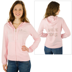 Elvis Love Me Tender Women's Spa Hoodie