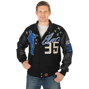 Elvis 35th Anniversary Varsity Jacket