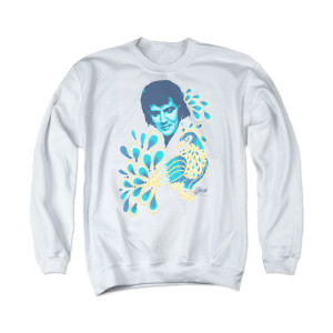 Elvis Peacock Sweatshirt