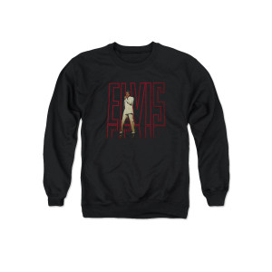 Elvis Elvis 68 Album Sweatshirt