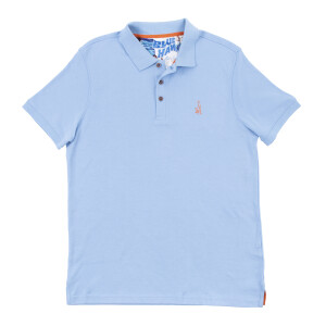 Elvis Blue Hawaii Polo