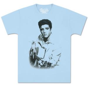 Elvis Singing Blues T-Shirt