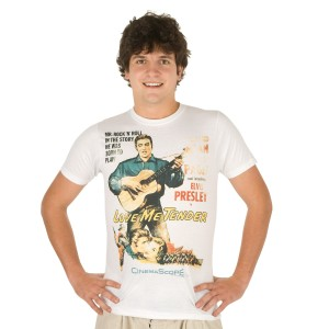 Elvis Love Me Tender T-Shirt