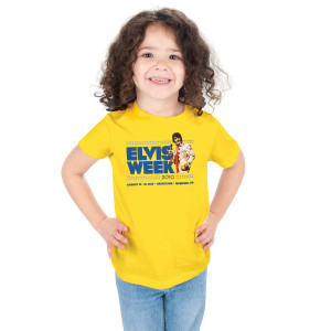 Elvis Week 2010 Youth T-Shirt