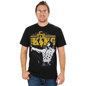 Elvis TCB King T-Shirt