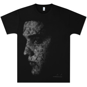 Elvis Antique Face T-Shirt