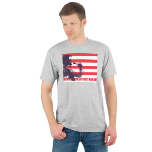 Elvis Stars and Bars T-Shirt
