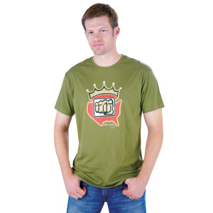 Elvis King Fist Unisex T-Shirt