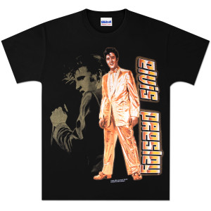 Elvis Golden T-shirt