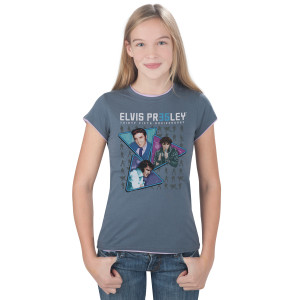 Elvis 35th Anniversary Women's Fashion T-Shirt