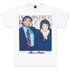 Elvis and Muhammad Ali T-Shirt