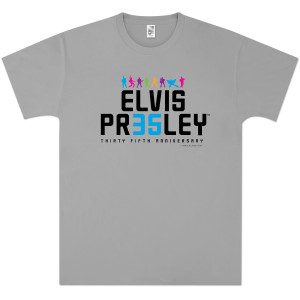 ShopElvis Exclusive 35th Anniversary T-Shirt