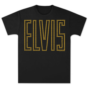 Elvis '68 Gold Lights T-Shirt