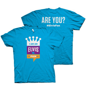 I Am An Elvis Fan T-Shirt