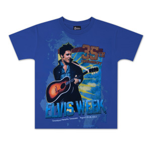 Elvis Week 2012 Youth T-Shirt