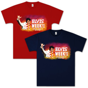 Elvis Week 2013 T-shirt