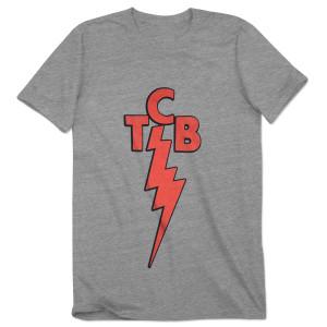 Elvis Presley TCB T-Shirt
