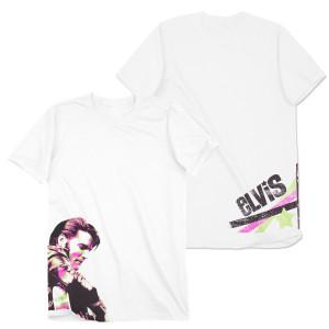 Elvis Neon T-shirt