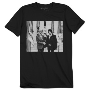 Elvis Stage Presence T-Shirt