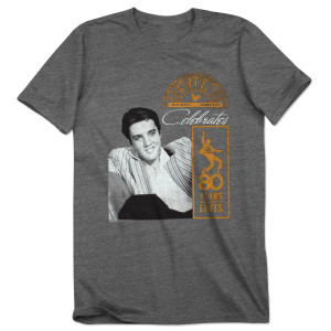 Elvis Celebrating 80 years T-Shirt