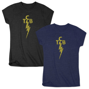 Elvis TCB Ladies T-Shirt